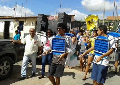 Manifestação realizada pelos professores do Zonal de Maracanaú, que abrange os municípios de Aquiraz, Caucaia, Eusébio, Guaiuba, Itaitinga, Maranguape, Pacatuba e Maracanaú.