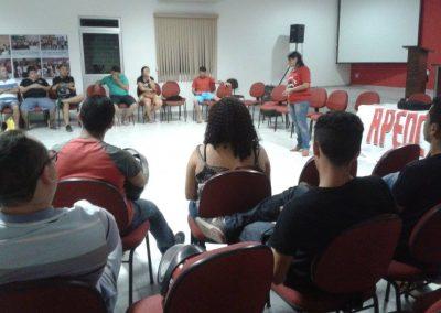 Professores em Greve das Escolas Cel. Murilo Serpa, Profissional Rita Aguiar, Escola do Campo Nazaré Sousa e Anastácio Braga - Itapipoca