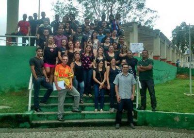 Professores em Greve das Escolas Grijalva Costa (Ubajara), Liceu de Tianguá, Monsenhor Melo, Tancredo Nunes, Miguel Carneiro e CEJA Ofélia Portela Moita (Tianguá)