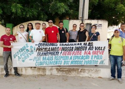 Escola de Ensino Médio Professora Francisca Moreira de Souza - Beberibe
