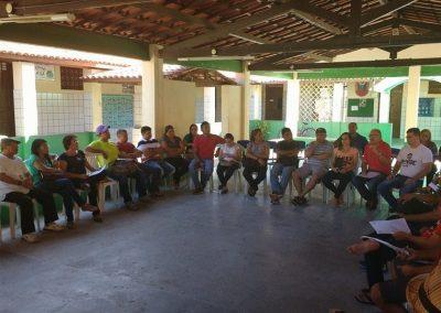 73Atividade de Greve com professores em Beberibe