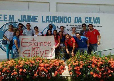 EEM Jaime Laurindo da Silva - Barroquinha
