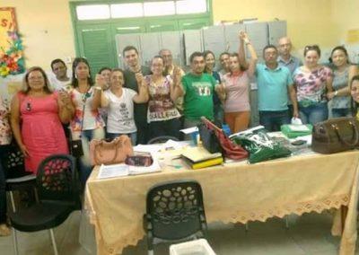Escola Adauto Bezerra - Jardim