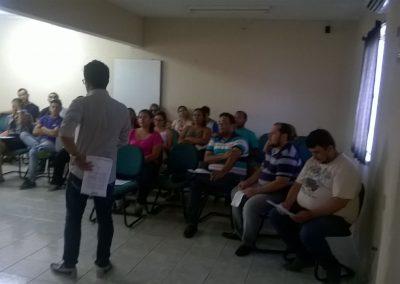 Professores da Região Metropolitana de Fortaleza se reúnem em Plenária Regional do Sindicato APEOC -Pacajus