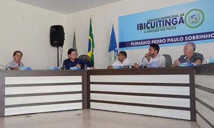 Prefeitura de Ibicuitinga acata orientação do Sindicato APEOC e se compromete em pagar 60% do FUNDEF aos professores