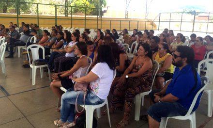 Caso FUNDEF: Sindicato APEOC realiza encontros em Catarina e Santana do Cariri