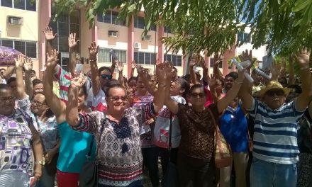 Caso Fundef: Professores de Canindé pressionam Prefeitura para cumprir acordo