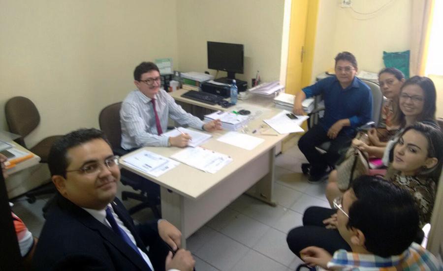 Caridade: Sindicato APEOC tem audiência com Prefeitura para definir pagamento do precatório do Fundef