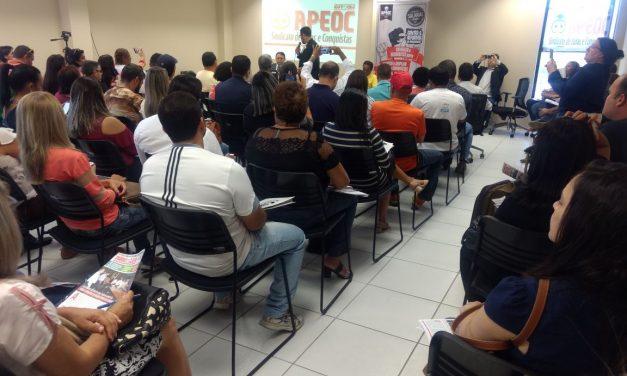 Sindicato APEOC promove seminário nacional sobre Precatórios do Fundef