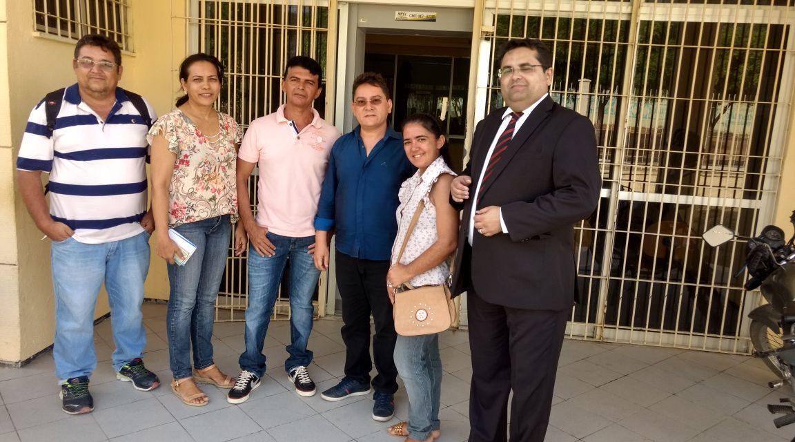Caridade: Audiência com Ministério Público discute precatórios do Fundef