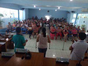 Caridade: Sindicato APEOC convoca Assembleia Geral para discutir precatórios do Fundef