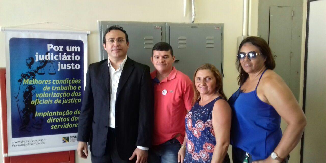 Catarina: Comissão Municipal vai ao Fórum para acompanhar precatório do Fundef