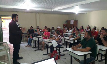 Fortim: Sindicato APEOC discute precatório do Fundef