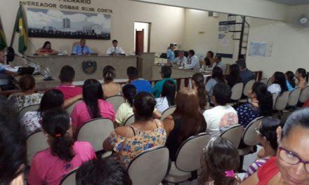 Itaiçaba: Câmara aprova projeto de lei que autoriza pagamento do precatório do Fundef