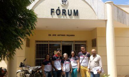 Itatira: Sindicato APEOC protocola Ação em defesa do precatório do Fundef