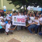 Catarina: Professores fazem manifestação e exigem pagamento do precatório do Fundef