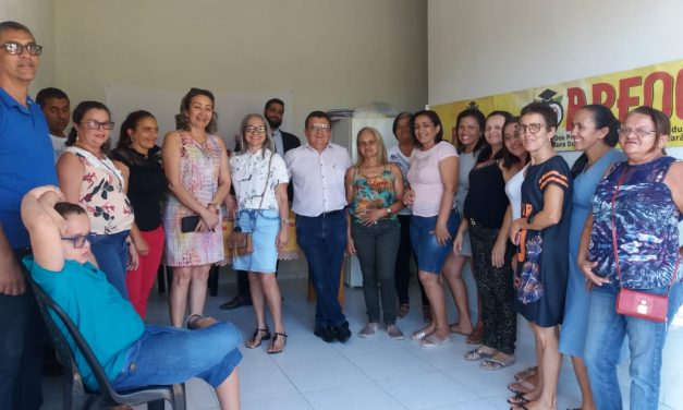Nova Olinda: Assembleia discute readequação do plano de carreiras e precatório do Fundef