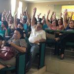 PLENÁRIAS APEOC: Plataforma da Educação está sendo debatida com a categoria e será entregue a candidatos
