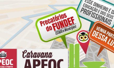 PRECATÓRIOS DO FUNDEF: Sindicato APEOC fará pressão em Brasília para garantir recursos para a Educação