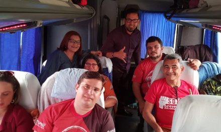 Sindicato APEOC e entidades sindicais viajam à Maceió para debater os Precatórios do FUNDEF