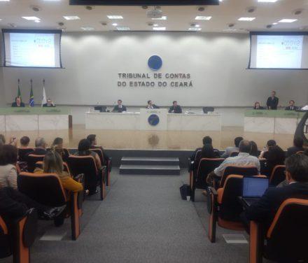 Sindicato APEOC acompanha julgamento do TCE sobre Precatórios do FUNDEF