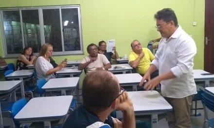 Sindicato APEOC debate Precatórios do FUNDEF, Novo FUNDEB e Campanha Salarial 2019