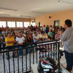 Pereiro: Sindicato APEOC realiza assembleia para tratar do Precatório do FUNDEF