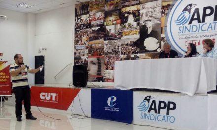 Sindicato APEOC defende Novo FUNDEB e Precatórios do FUNDEF em reunião na CNTE
