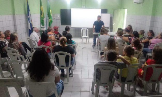 Lavras da Mangabeira: Sindicato APEOC debate Precatórios do FUNDEF da Rede Estadual