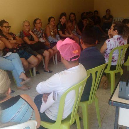 ARARIPE: APEOC DISCUTE PRECATÓRIOS DO FUNDEF DA REDE MUNICIPAL COM A CATEGORIA