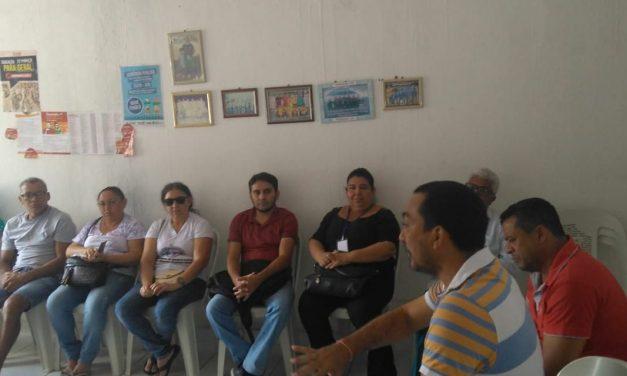 OCARA: APEOC DISCUTE PRECATÓRIOS DO FUNDEF E ELEIÇÃO MUNICIPAL