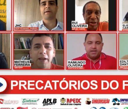 PEC SOBRE PRECATÓRIOS DO FUNDEF SERÁ APRESENTADA NO CONGRESSO, AFIRMA DEPUTADO FEDERAL JHC