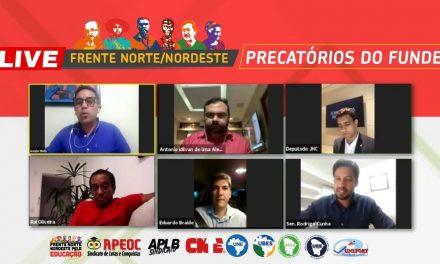 LIVE DA FRENTE NORTE-NORDESTE: PEC DOS PRECATÓRIOS DO FUNDEF ESTÁ SENDO ARTICULADA NO SENADO