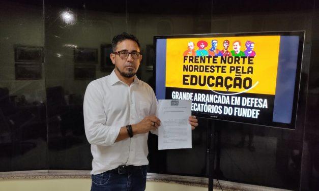 PRECATÓRIOS DO FUNDEF: ANIZIO MELO VAI À BRASÍLIA PEDIR DEVIDO JULGAMENTO DA ADPF N° 528 A MINISTROS DO STF