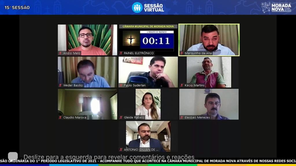 MORADA NOVA: ANIZIO E IDILVAN DISCUTEM PRECATÓRIOS DO FUNDEF NA CÂMARA MUNICIPAL