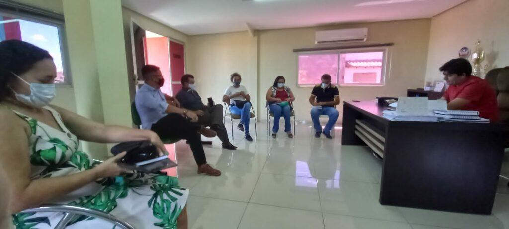 JORNADA DO PRESIDENTE: AUDIÊNCIA COM PREFEITO DE ARNEIROZ E LUTA CONJUNTA PELOS PRECATÓRIOS DO FUNDEF